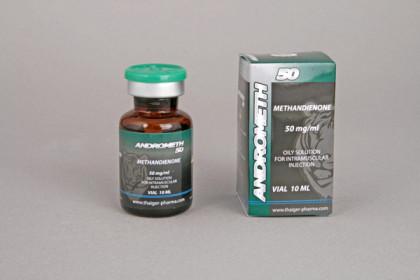 Andrometh 50mg/ml (10ml)