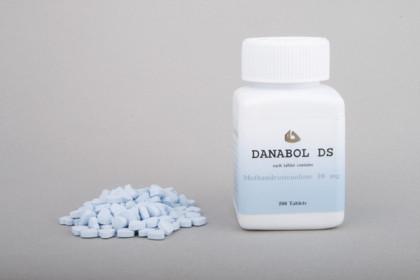 Danabol DS 10mg (500 tab)