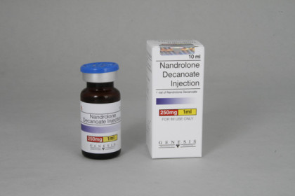 Nandrolon Decanoate Genesis 250mg/ml (10ml)