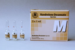 Nandrolon Decanoate March 200mg/amp