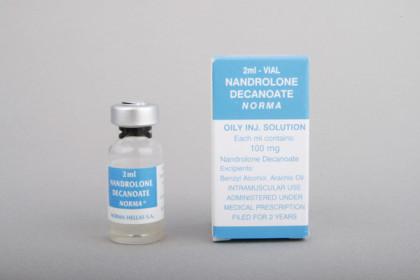 Nandrolon Decanoate Norma 200mg/amp