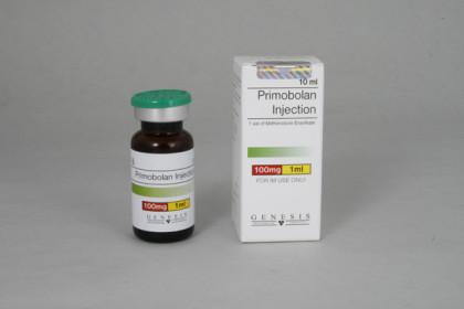 Primobolan injektion 100mg/ml (10ml)