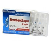 Strombaject aqua 50mg/amp