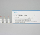 Sustanon England 250mg/amp