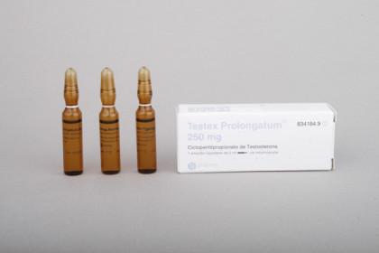 Testex Elmu Prolongatum 250mg/amp