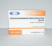 Testosteronum Prolongatum 100mg/amp